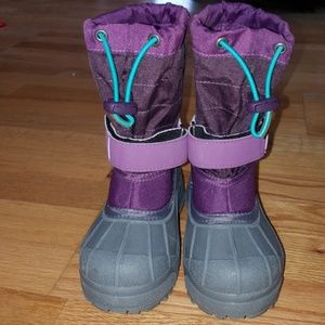 Toddler Columbia Snow Boots
